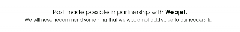 webjet partnership
