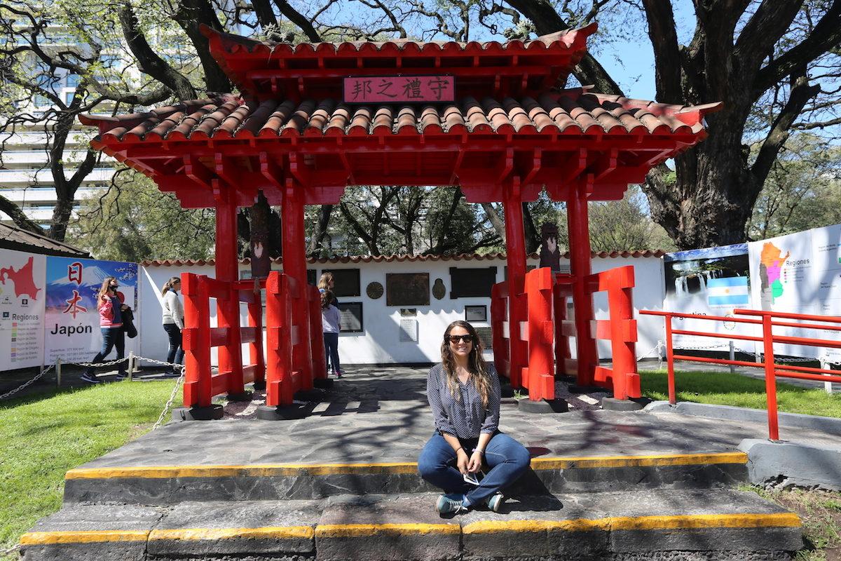 Japanese Garden en Palermo