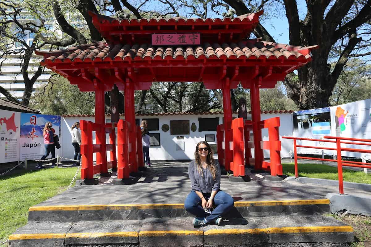 Palermo Jardín Japonés