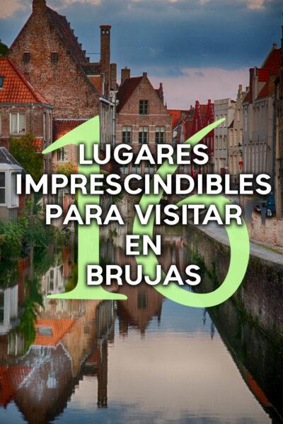 Las mejores cosas que hacer y que ver en Brujas, Bélgica