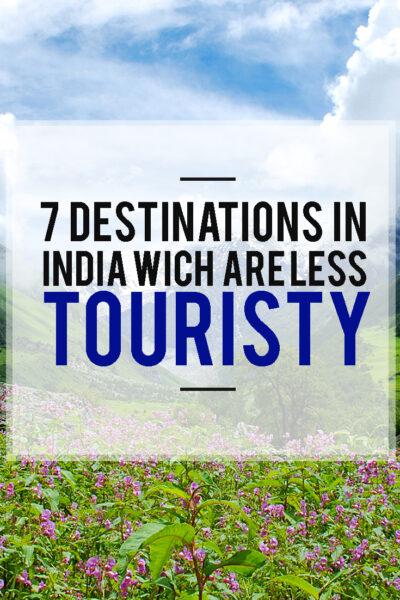 7 destination india