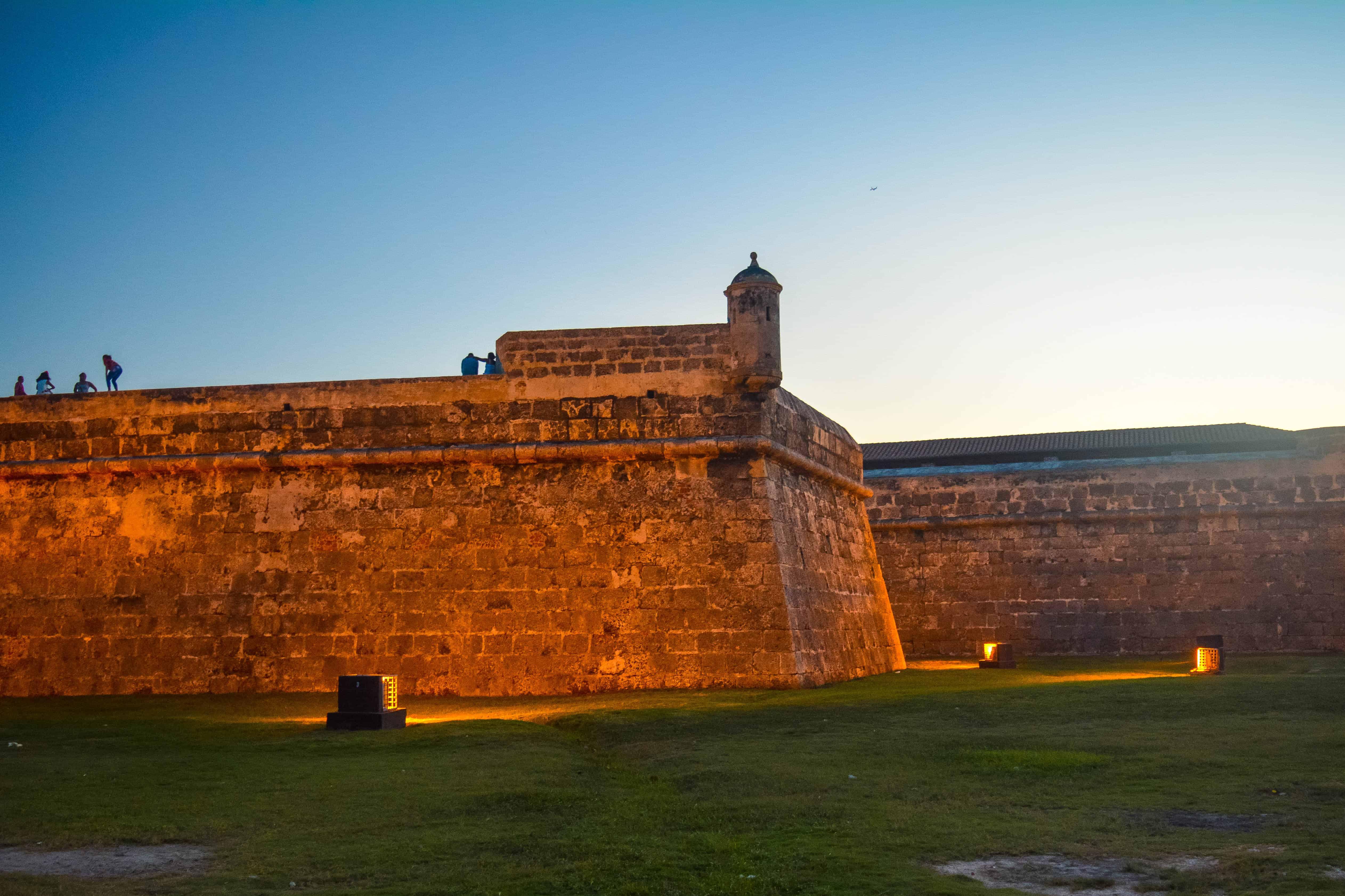 City Wall Cartagena