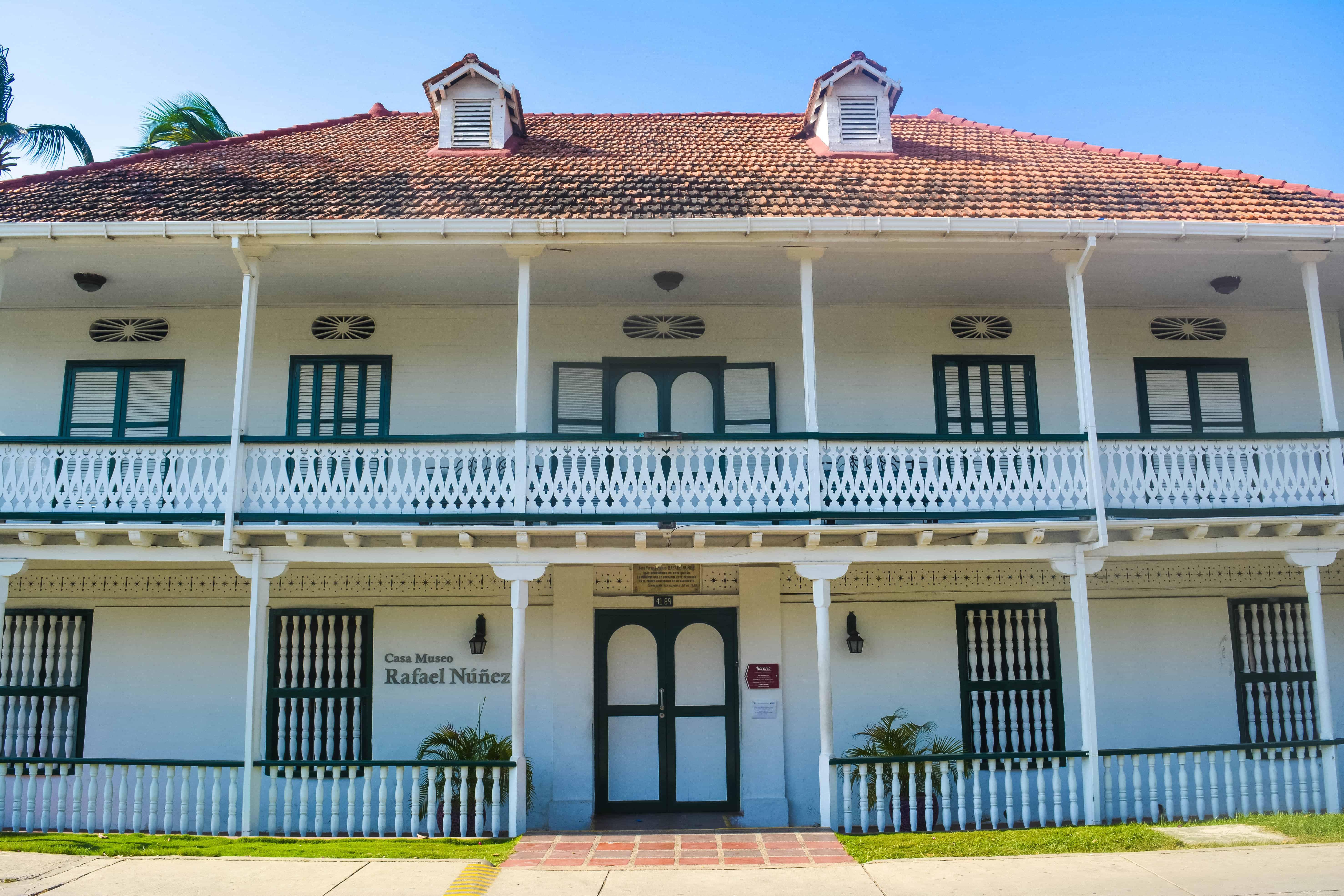 Casa Rafael Núñez