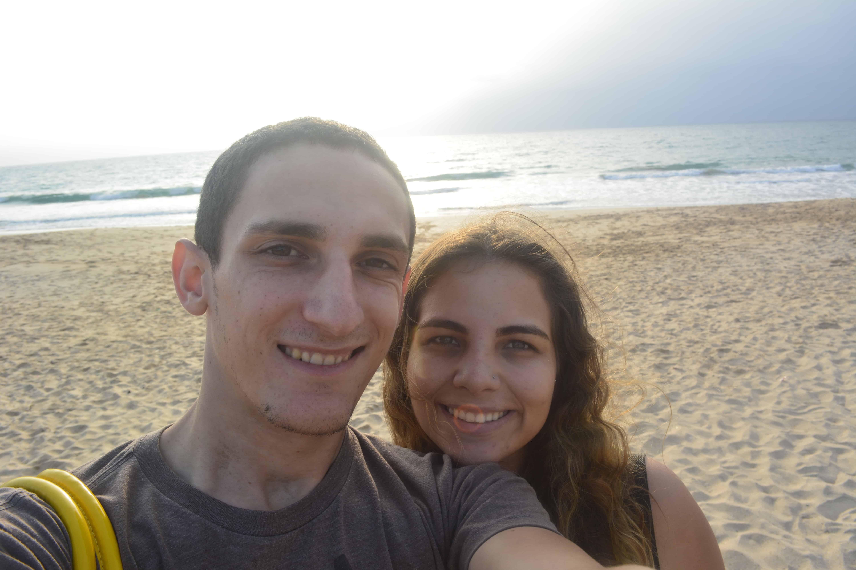 Valentine Beach time