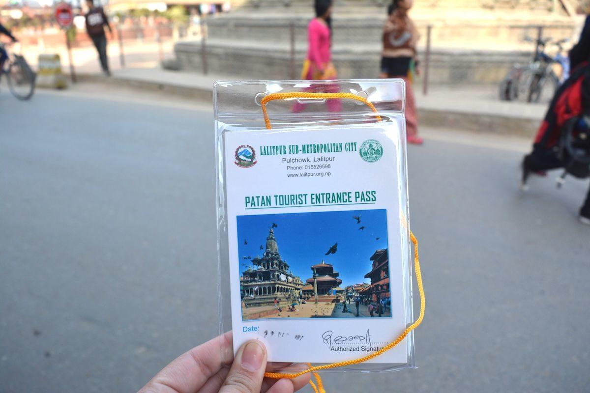 Kathmandu Tour Pass