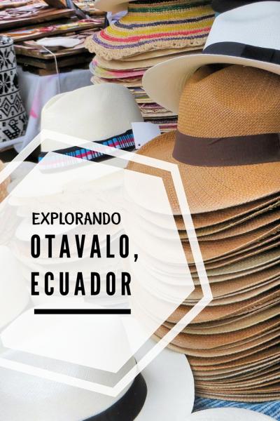 Explorando Otavalo en Ecuador