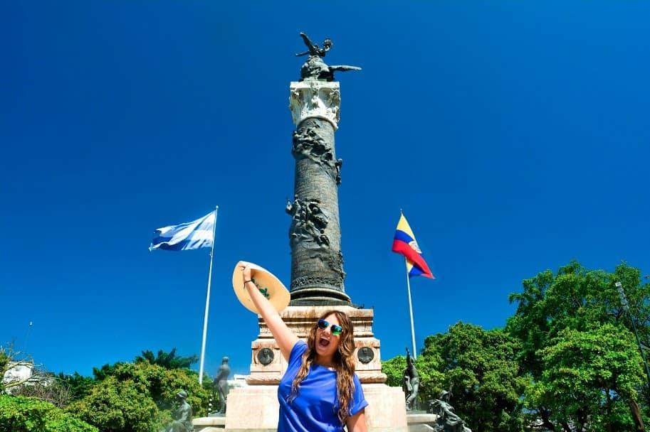 que ver en guayaquil: Plaza del Centenario