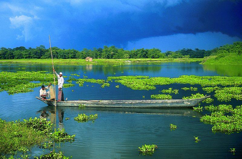 Majauli: Photo by Kalai Sukanta, CC BY 2.0
