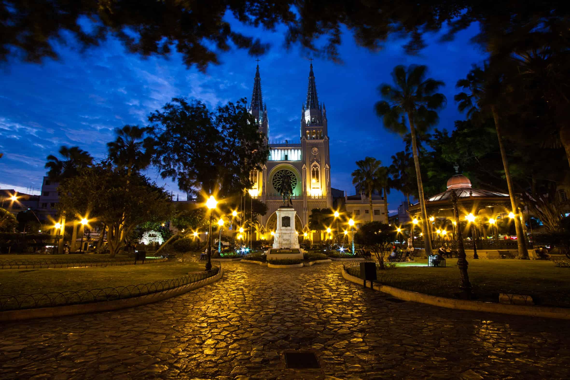 Cosas para hacer en guayaquil Parque de las Iguana/Seminario