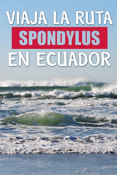 Guía completa para viajar por la ruta del Spondylus en Ecuador