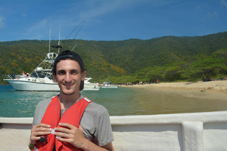 tayrona-national-park-Llegar al Parque Nacional Tayrona en barco