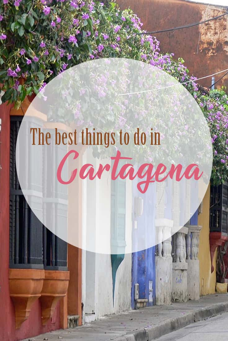 The best things to do cartagena