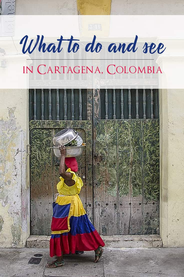 What to do and see in Cartagena