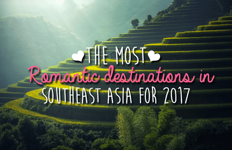 The most romantic destinations in Southeast Asia