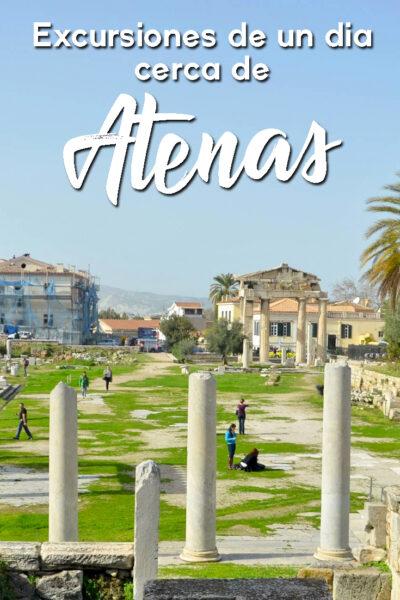 Excursiones de un día para ir desde Atenas