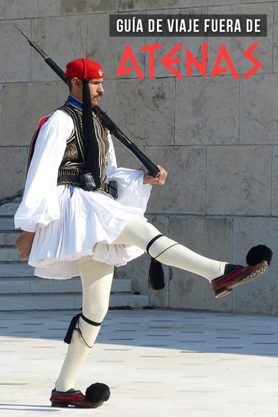 Guía de viaje a las afueras de Atenas