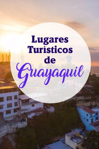 Lugares turísticos de Guayaquil. Los mayores sitios de interés para tu próxima visita a Guayaquil