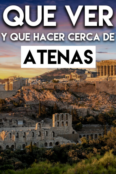 Que ver y que hacer cerca de Atenas