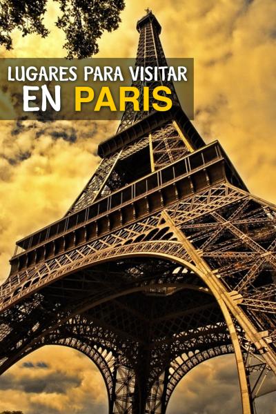 Los mejores lugares para visitar en Paris