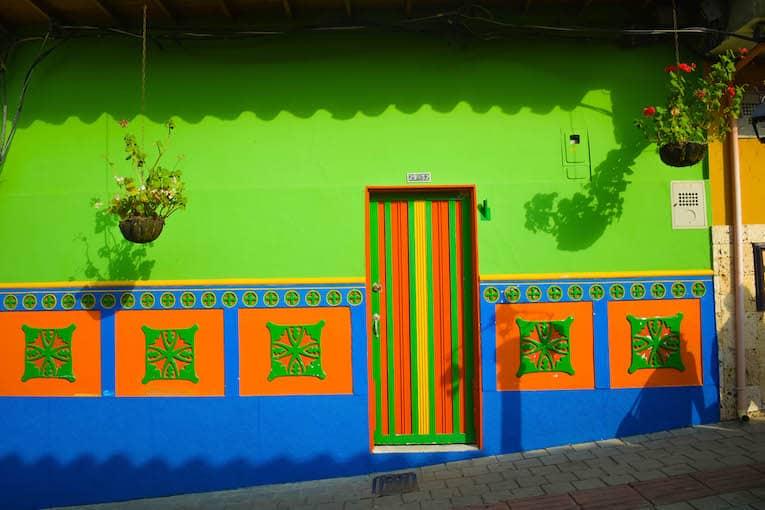 Guatape desde Medellin