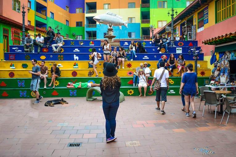 Guatape desde Medellin Plaza Central