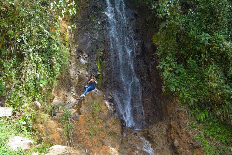 Cascada Amor colombia