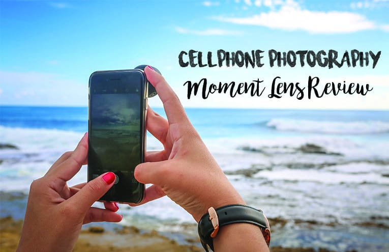 Moment Lens Review: Best cellphone Photography lenses