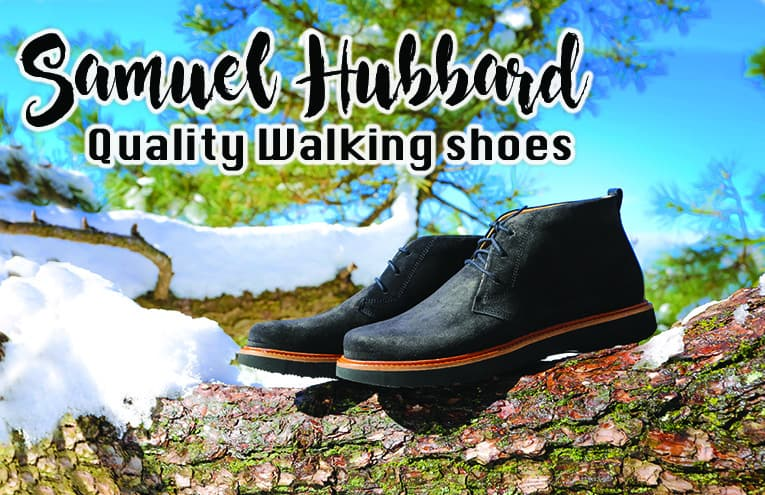Samuel Hubbard Quality Walking Shoes