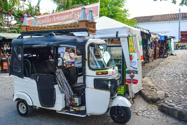 Moto taxi en santa fe