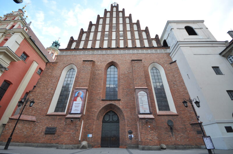 St. John's Cathedral Warsaw
