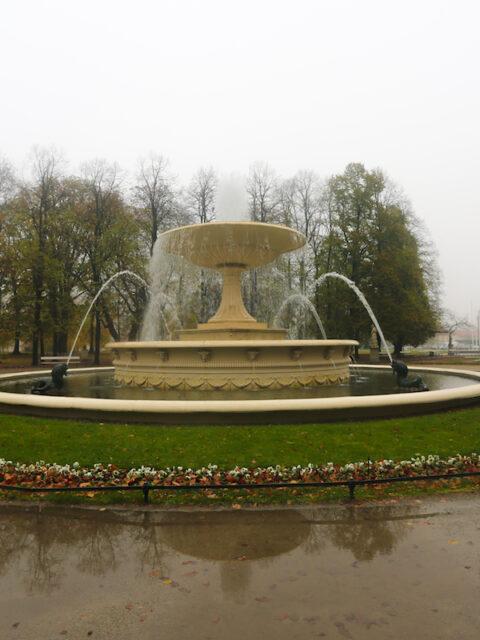 Warsaw Jardines Sajones