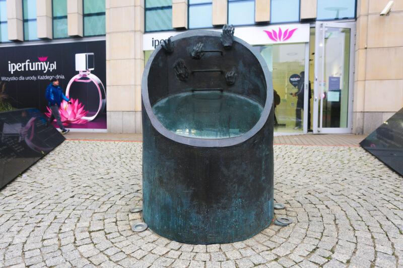 Memorial de la Evacuación de los Combatientes del Gueto de Varsovia