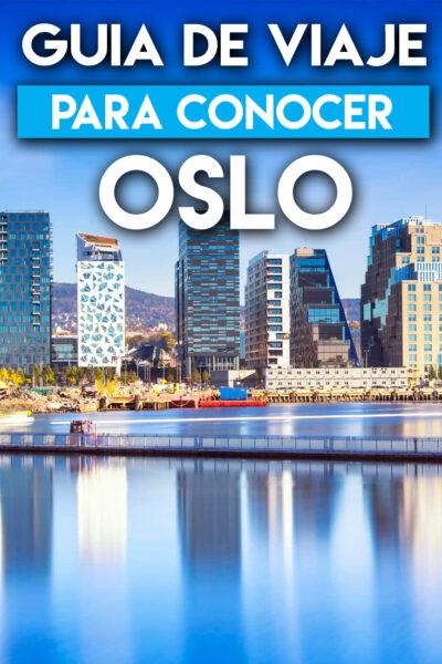 Guia de Viaje para Conocer Oslo
