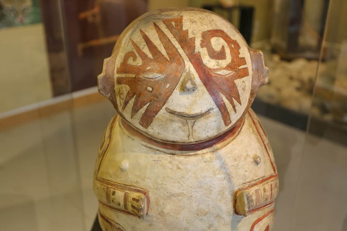 Napo Pottery - Coca Ecuador - Yasuni National Park