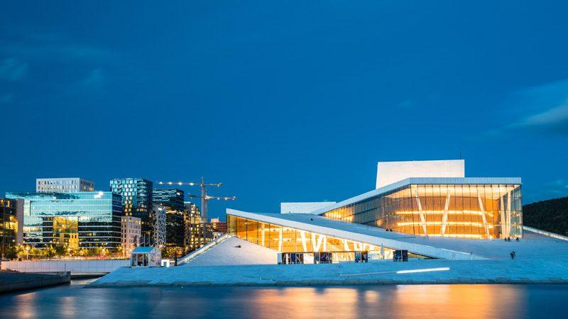 Los mejores lugares turísticos de Noruega: Oslo