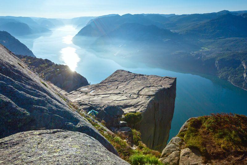 Los mejores lugares turísticos de Noruega:  Stavanger