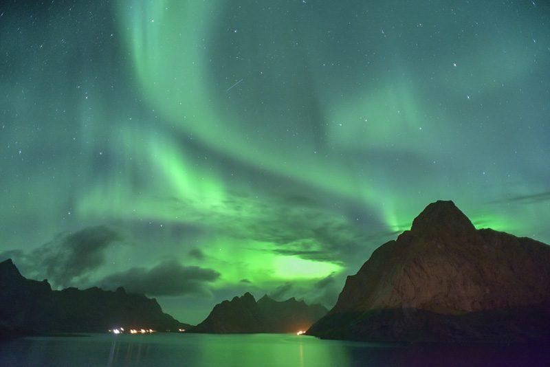 Los mejores lugares turísticos de Noruega:  Tromso