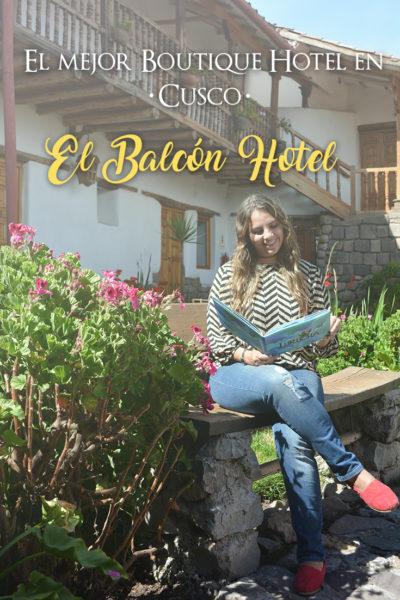 hospedaje en cusco el balcón hotel