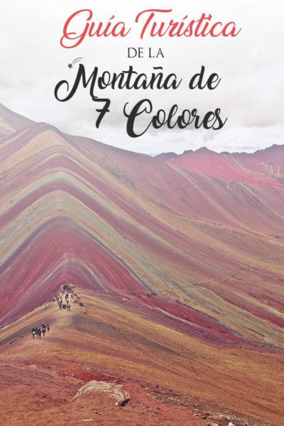 Las mejores cosas que hacer en la Montaña de 7 colores