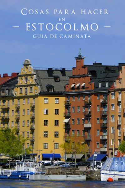 Las mejores cosas para hacer en Estocolmo