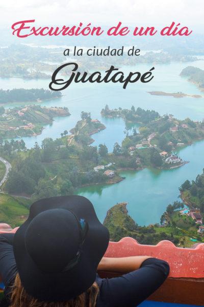 Un viaje desde Medellín hasta Guatapé