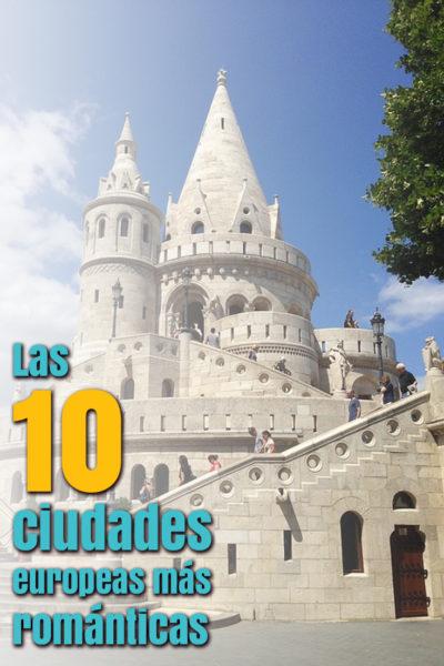 Las 10 ciudades europeas más románticas