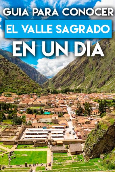 Un día de excursión al valle sagrado inca