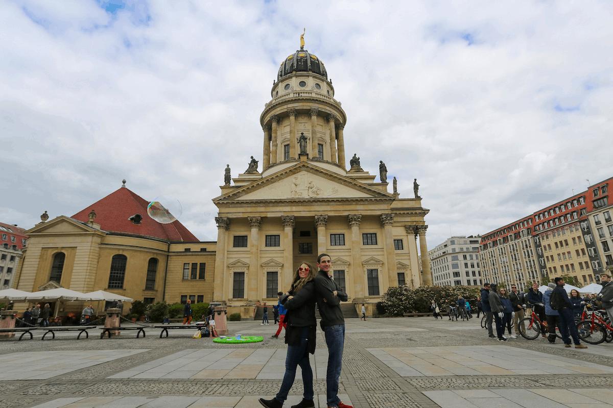Catedral de Santa Eduvigis de Berlín