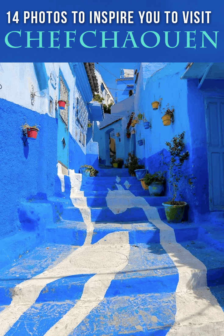 Have you ever wondered what Chefchaouen really looked like? Here's all the images to show you why you need to visit and a quick guide to Chefchaouen.