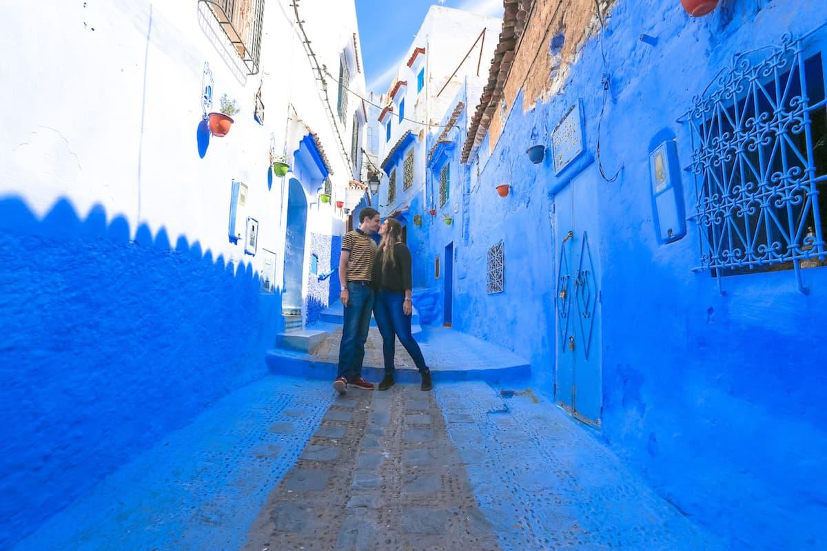 fotos de chaouen marruecos