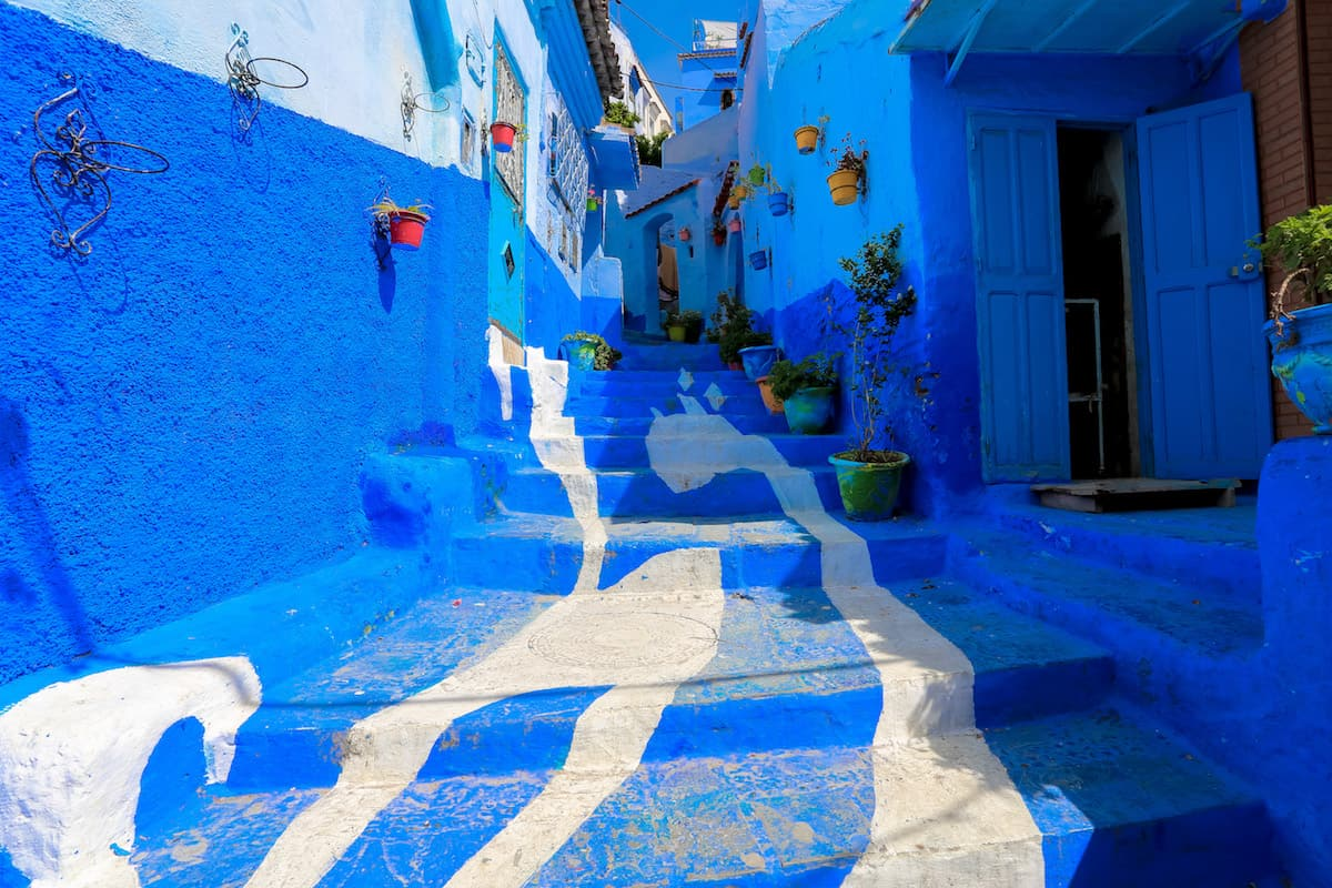 The Best Instagrammable Spots in Chefchaouen, Morocco + Quick Tips To Get The Best Photos