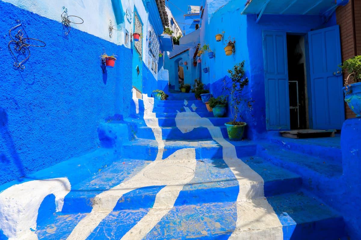Chefchaouen, Marruecos - La ciudad azul