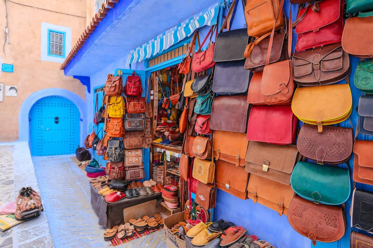Get lost in the blue city of Chefchaouen