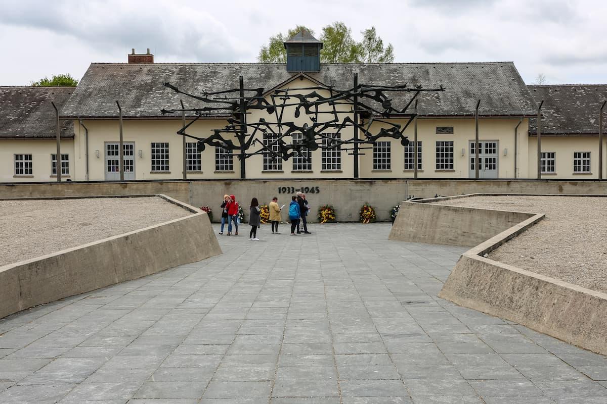 Sitio conmemorativo del campo de concentración de Dachau